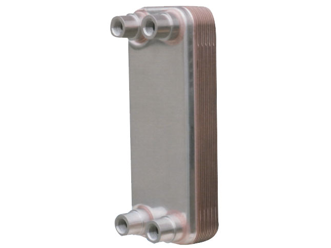 钎焊板式换热器